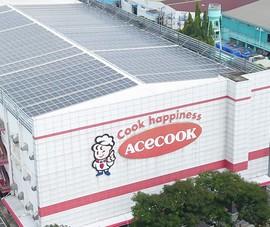 """Acecook sử dụng """"năng lượng xanh"""" từ điện mặt trời"""