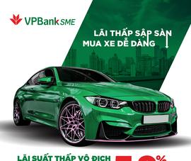 """Cơ hội để doanh nghiệp SME """"lên đời bốn bánh"""" nhờ VPBank"""