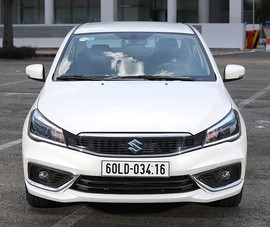 Suzuki Ciaz mới, xe sedan cho doanh nhân cần xây dựng hình ảnh