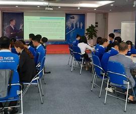 NCB chú trọng đào tạo, nâng cao chuyên môn cho nhân viên