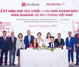 Prudential và SeABank tăng trải nghiệm sản phẩm bảo hiểm số