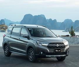Nhanh chân nhận ưu đãi lớn khi mua SUV 7 chỗ Suzuki XL7