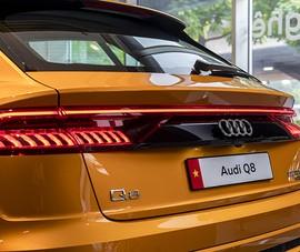Ca sĩ Lệ Quyên mở hàng chiếc Audi Q8 đầu tiên