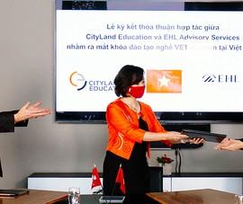 Cityland Education hợp tác EHL đào tạo nhà hàng, khách sạn