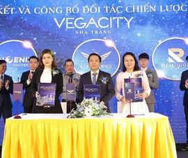 Dự án Vega City Nha Trang công bố đối tác chiến lược