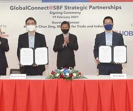 Ngân hàng UOB thúc đẩy đầu tư Singapore vào Việt Nam