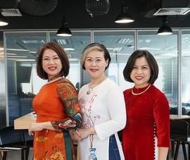 Manulife Việt Nam: luôn gia tăng tỉ lệ giới nữ làm lãnh đạo