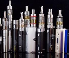 Cấm thuốc lá thế hệ mới: sẽ rộng đường cho buôn lậu