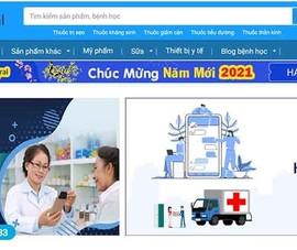 Trung tâm Thuốc Central Pharmacy: nhà thuốc online uy tín ở HN