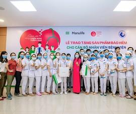 Manulife Việt Nam tri ân đội ngũ bác sĩ phụ sản