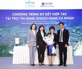 NCB ưu đãi khách hàng đầu tư tại NovaWorld Phan Thiet