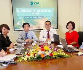 Đại hội nhà đầu tư thường niên của các quỹ mở VCBF