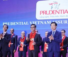 Prudential: TOP 10 Doanh nghiệp FDI phát triển bền vững