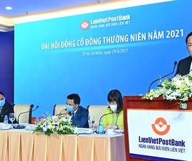 Ông Nguyễn Đức Thụy được bầu vào HĐQT LienVietPostBank