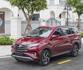 Tăng tiện nghi và ưu đãi lớn khi mua xe Toyota Rush