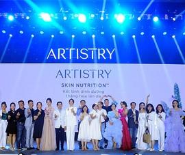 Amway ra mắt sản phẩm mới Artistry Skin Nutrition