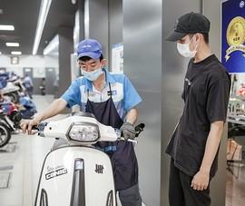 Piaggio Việt Nam tăng thời gian bảo hành lên đến 5 năm