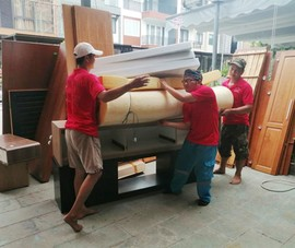 Taxi tải và dịch vụ chuyển nhà trọn gói Viet Moving