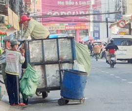 TP.HCM đưa ra giải pháp giảm rác thải nhựa