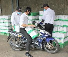 Vedan Việt Nam tặng 2.065 phần quà cho con em CBCNV dịp lễ 1-6