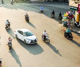 Toyota Vios: vững ngôi vương phân khúc B và chương trình ưu đãi tháng 6