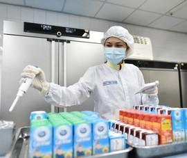 Sữa tươi được tiêu thụ mạnh trong giai đoạn giãn cách xã hội