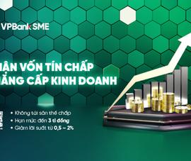 VPBank giảm 2% lãi suất, tăng hạn mức vay tín chấp lên 3 tỷ đồng