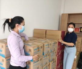 TNI King Coffee tiếp tục hỗ trợ y bác sĩ tuyến đầu TP.HCM, Bình Dương