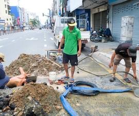 TP.HCM đặt mục tiêu giảm tỷ lệ thất thu nước sạch