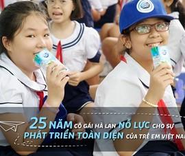 Tập đoàn sữa Cô Gái Hà Lan: hành trình đến Top 3 tiếp cận dinh dưỡng toàn cầu