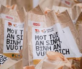 BAEMIN và Trung ương Đoàn tặng 1.000 túi an sinh cho người dân