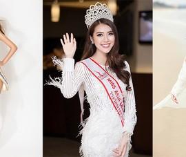Ngắm Tường Linh top 18 người đẹp được yêu thích nhất