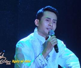 Diễn viên Lê Vinh hát tân cổ Bài ca đất phương Nam