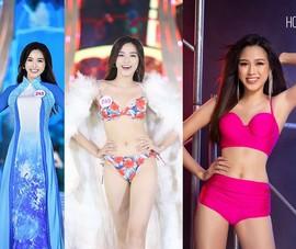 Ngắm Đỗ Thị Hà tốp 5 Người đẹp Biển ở Hoa hậu Việt Nam 2020