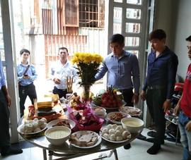 Lễ vật cúng khai trương Tết Tân Sửu 2021