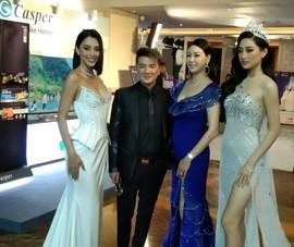 Mr Đàm lạc giữa dàn người đẹp ở Miss World Vietnam 2021