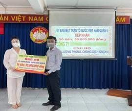 Sao Việt chung tay giúp đỡ người dân, ý bác sĩ chống dịch