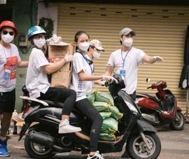 NSƯT Trịnh Kim Chi cùng sao Việt hỗ trợ người dân, y bác sĩ mùa dịch