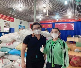 Hoa hậu Đỗ Thị Hà, H'Hen Niê, MC Đại Nghĩa hỗ trợ người dân y bác sĩ mùa dịch