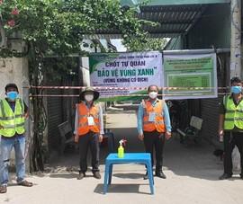 Xây dựng nhà trọ an toàn thực hiện 'vùng xanh' ở xã Vĩnh Lộc B