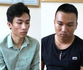 2 thanh niên gửi link giả ra nước ngoài để lừa lao động Việt