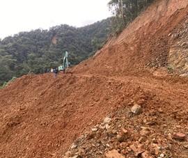 Quảng Trị: Núi xuất hiện vết nứt, di dời 171 người dân