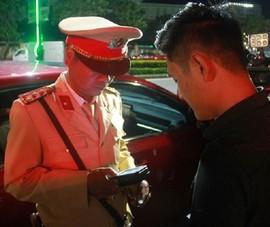 Thừa Thiên - Huế: Phạt 8 tỉ đồng về vi phạm nồng độ cồn