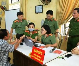Thừa Thiên-Huế: Tạm dừng cấp CCCD gắn chíp điện tử