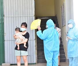 Thừa Thiên - Huế đến Quảng Trị đón 20 người đi tàu về từ TP.HCM