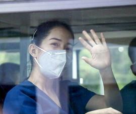 41 y bác sĩ Thừa Thiên - Huế lên đường vào Bình Dương chống dịch