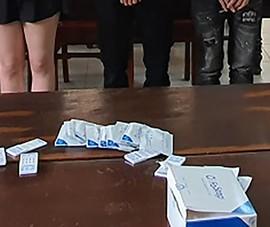 14 thanh niên ở Huế thuê nhà nghỉ sử dụng ma túy