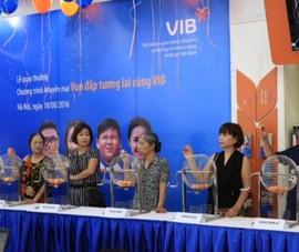 Thêm khách hàng VIB trúng giải thưởng đi Đức
