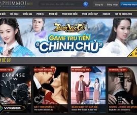 Ai bị xử lý hình sự trong vụ website chiếu phim lậu phimmoi.net?