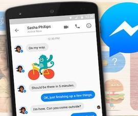 Tắt tính năng 'đã xem' trên Messenger bằng AdBlock Plus